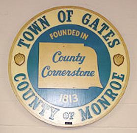 Town of Gates seal
